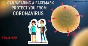 Can Wearing a Facemask Protect You From CORONAVIRUS?