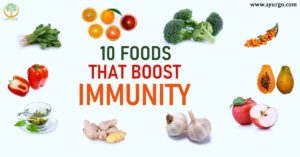 10 Foods that boost immunity naturally