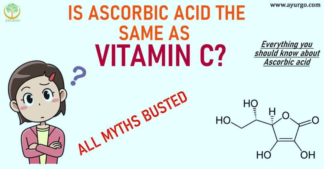 Read more about the article Ascorbic Acid | Is it the same as Vitamin C?