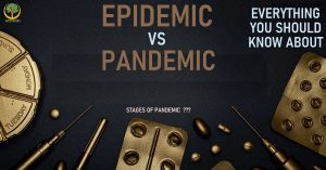 Epidemic vs Pandemic | Everything you should know about