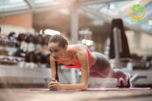 plank exercises to lose belly fat